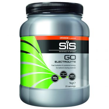 SIS Go energy + electrolyte sportdrank sinaasappel 1kg