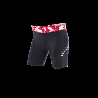 Orca Core tri short hipster zwart/roze dames