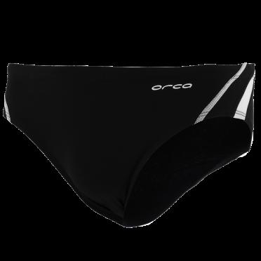 Orca Enduro brief zwart/wit heren