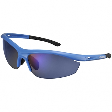 Shimano Bril S20R blauw zwart