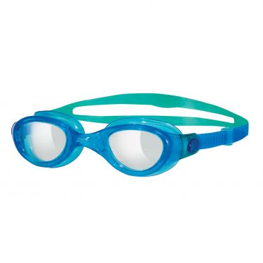 Zoggs Phantom clear zwembril blauw