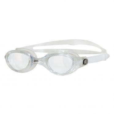 Zoggs Phantom clear zwembril wit