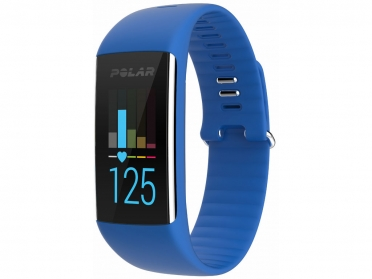 Polar A360 fitness tracker blauw