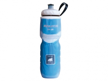 Polar Bottle thermische bidon 0.60 liter blauw