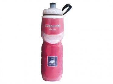 Polar Bottle thermische bidon 0.60 liter rood