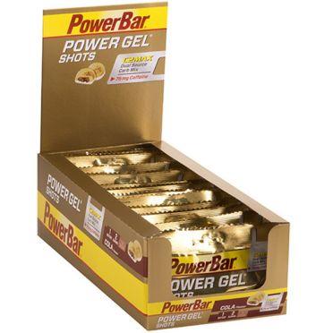 Powerbar Powergel shots cola 24 x 60 gram