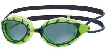 Zoggs Predator polarized ultra zwembril groen