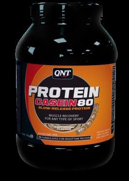 QNT Protein 80 casein cappuccino 5000 gram