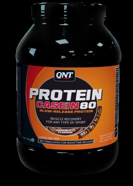 QNT Protein 80 casein chocolade 5000 gram