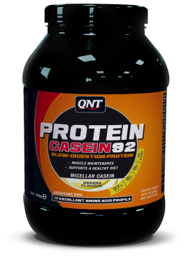 QNT Protein 92 casein banaan 750 gram
