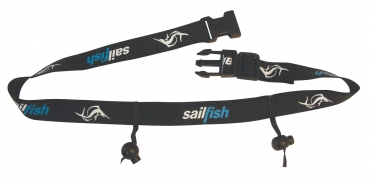 Sailfish Startnummerband zwart