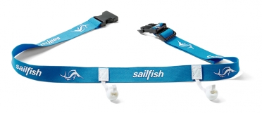 Sailfish Startnummerband blauw