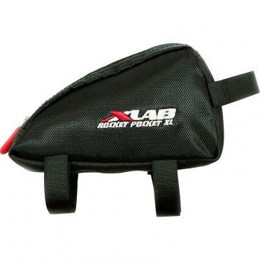XLAB Rocket pocket XL frametas zwart