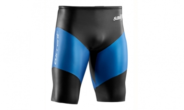 Sailfish Neopreen Short Current Medium zwart/blauw