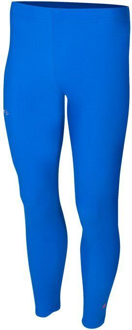 Craft Schaatsbroek thermo blauw/kobalt unisex