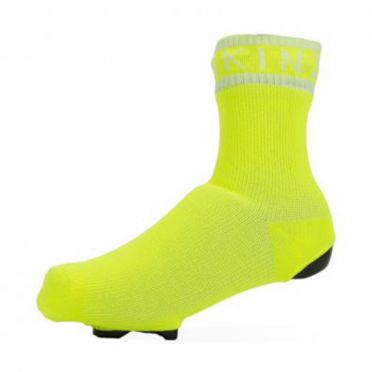 Sealskinz All weather fiets oversok geel