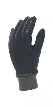 Sealskinz Waterproof all weather lichtgewicht handschoenen zwart