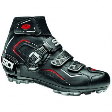 Sidi Breeze rain mountainbikeschoen zwart
