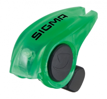 Sigma Brakelight LED remlicht groen
