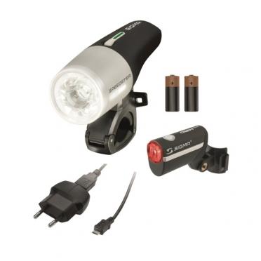Sigma Speedster + Hiro LED verlichtingsset