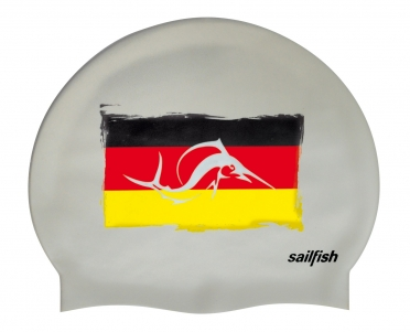 Sailfish Siliconen Swimcap Duitsland