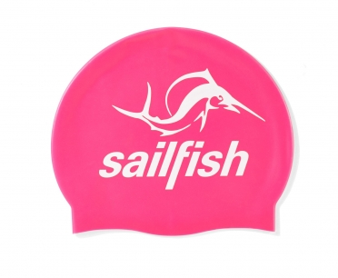 Sailfish Siliconen swimcap roze