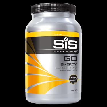SIS Go Energy sportdrank limoen 1,6kg