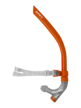 Zone3 Front facing snorkel oranje