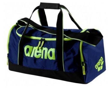 Arena Spiky 2 medium zwemtas blauw/groen