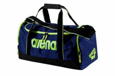 Arena Spiky 2 small zwemtas blauw/groen