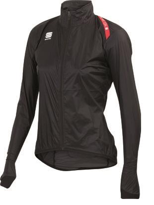Sportful hot pack 5 fietsjack zwart dames 01137-002