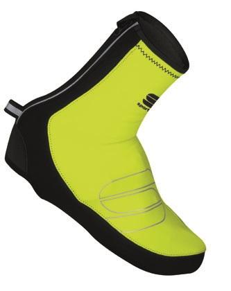 Sportful Reflex WS overschoenen zwart-geel 01294-091