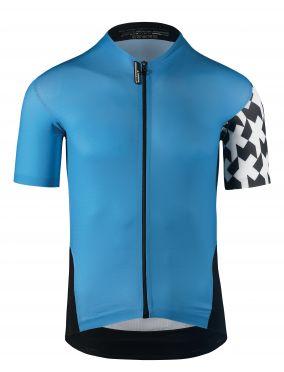 Assos SS.Équipejersey_Evo8 fietsshirt blauw heren