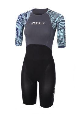 Zone3 korte mouw swim skin dames