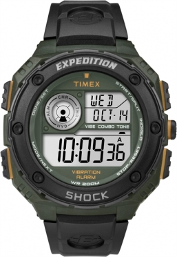 Timex Expedition Vibe Shock outdoorhorloge