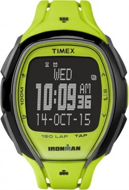 Timex Sleek 150 sporthorloge groen 46mm