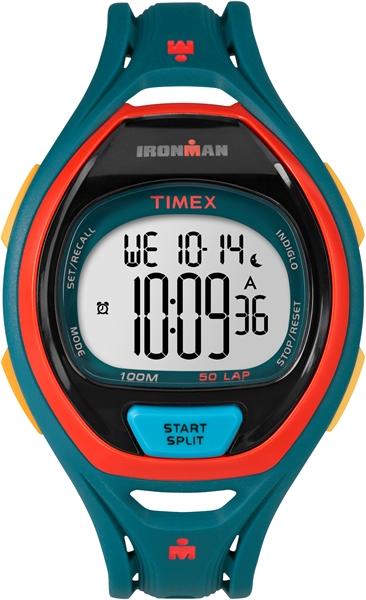 Timex Sleek 50 Color Block Everglade - 42mm