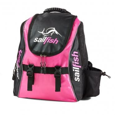 Sailfish Transition backpack zwart roze