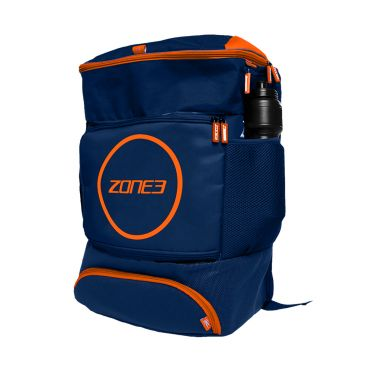 Zone3 Transition bag rugzak blauw/oranje
