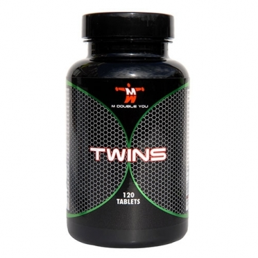 M Double You Twins 120 tabs