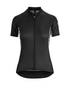 Assos Uma GT EVO fietsshirt zwart dames