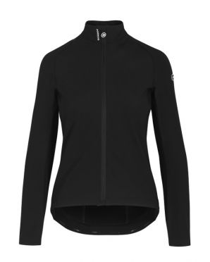 Assos Mille GT Ultraz winter EVO fietsjack zwart dames