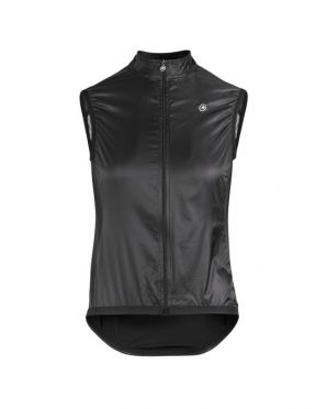 Assos Uma GT wind vest fietsjack zwart dames