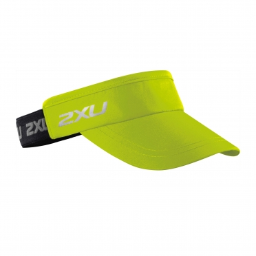 2XU Performance Visor groen