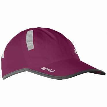 2XU Run Cap paars