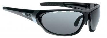 Uvex Paranoid Sportbril zwart