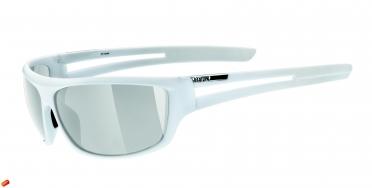 Uvex Chunk Sportbril wit-mat