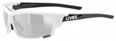 Uvex Sportstyle 702 Sportbril wit/zwart