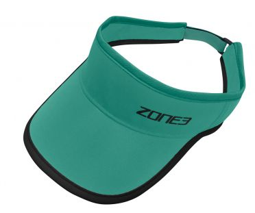 Zone3 Coolmax Race visor groen/zwart