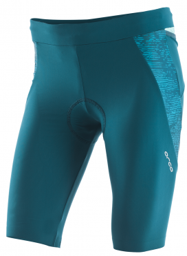 Orca 226 Perform tri short blauw/groen dames